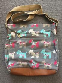 Scottie dog bag, immaculate
