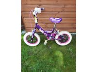"Childrens 12"" bike"