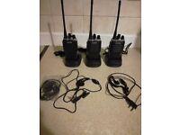 Baofeng bf888s plus x3 radios
