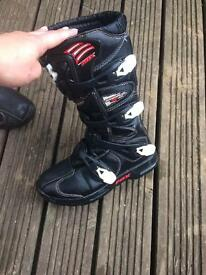 Youth comp 5 motocross boot