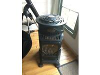 Provence 3kw Portable Gas Heater - looks and feels like sturdy stove