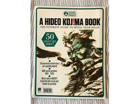 Metal Gear Solid Art Books