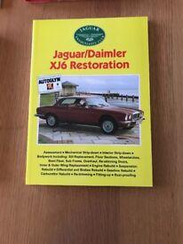 Classic Jaguar books and classic car books