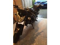 Sym Wolf 125cc. NEEDS WORK