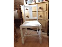 Set of TWO Antique wooden chairs for sale Lymm