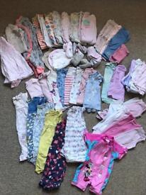 Girls clothes bundle 3-6 months