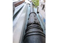 Lovely Old London Street Light, Nice Piece For Front Or Back Garden. £100 Takes It!
