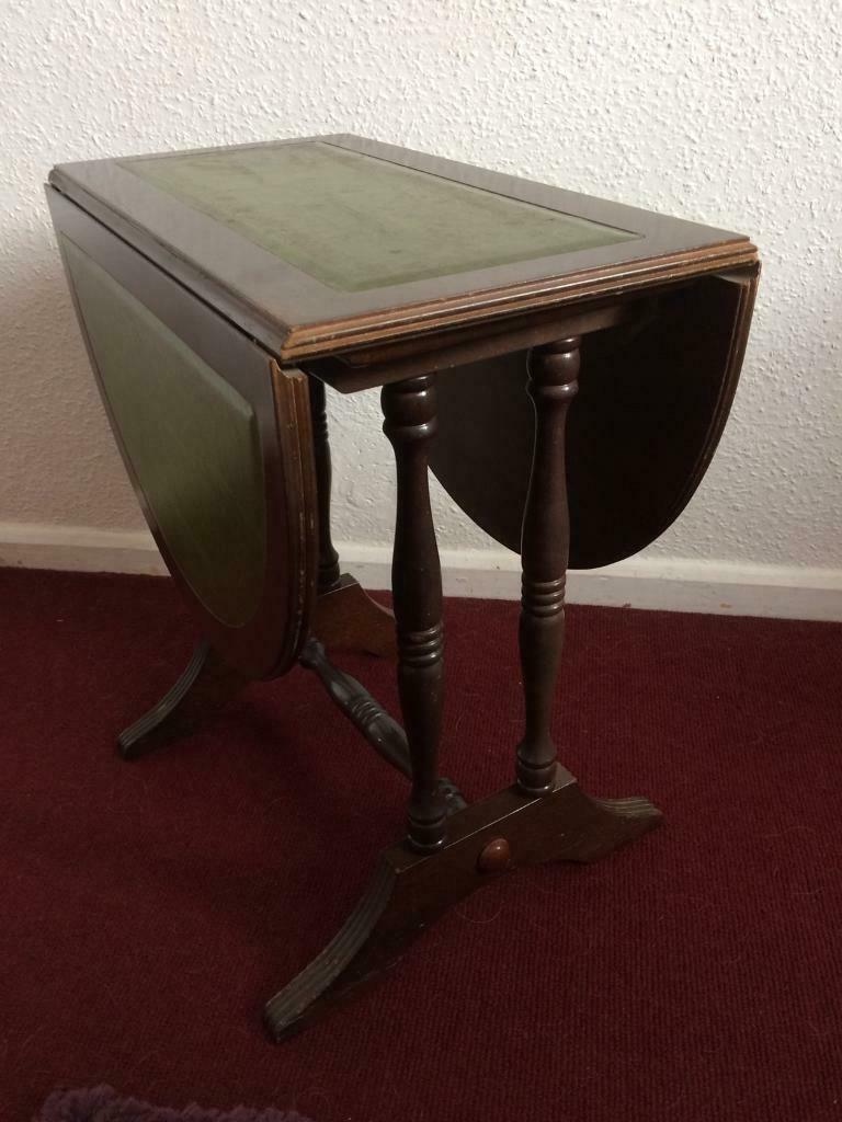 Amazing Drop Leaf Side Table In Bramford Suffolk Gumtree Squirreltailoven Fun Painted Chair Ideas Images Squirreltailovenorg