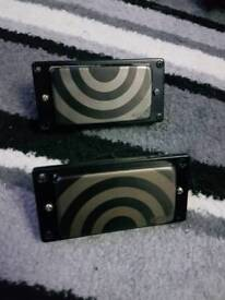 Emg zakk Wylde Limited edition bullseye set