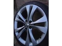 "Vauxhall Insignia VX Line 20"" Alloys & Tyres"