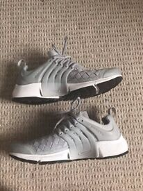 Nike Air Presto Wolf Grey Men UK 7