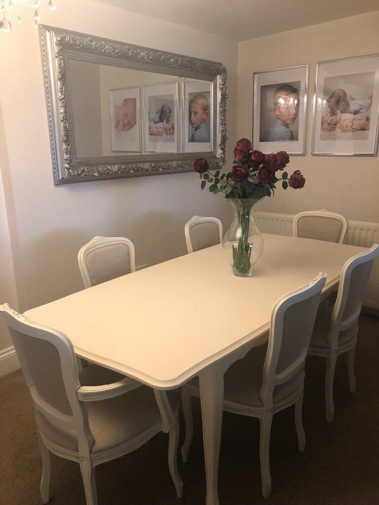 Laura Ashley Provencale Table And Chairs In Durham County Gumtree