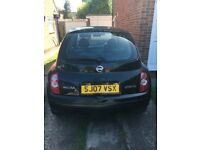 Nissan micra 1.2i 16v Hpi clear great reliable car (2007 07)