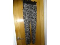 Apricot Trousers Size 8