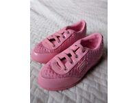 Baby girl firetrap shoes size 7