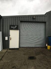 workshop to rent - Storage - industrial unit