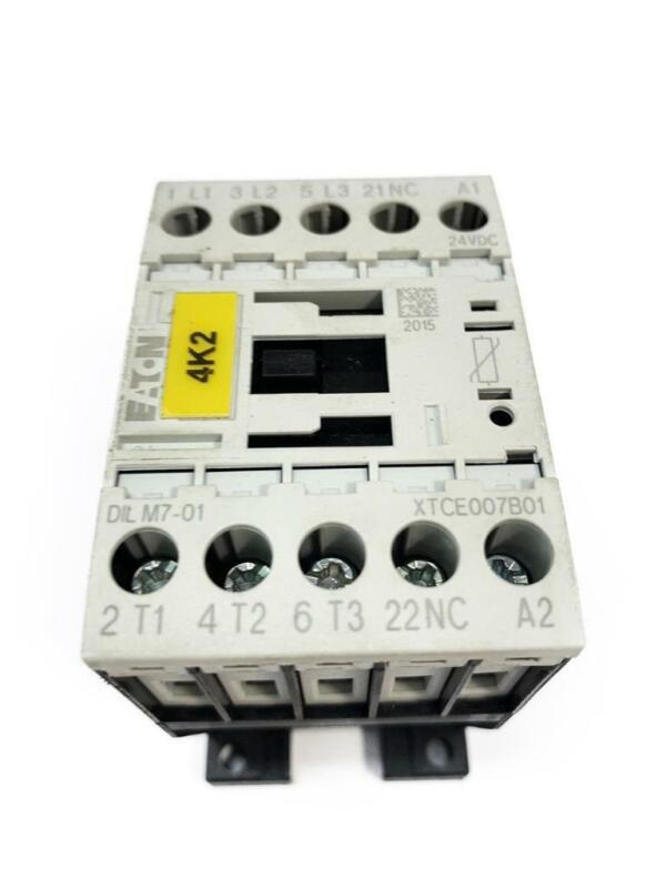 EATON XTCE007B01 7 AMP Contactor NEW FREE FAST SHIP