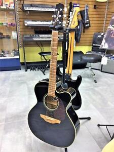 Guitare electro-acoustique TAKAMINE TF241DLX PRO ***pick-up COOLTUBE***  #F021563