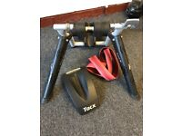 Tacx Bushido Smart Trainer T2780 & Accessories - Collection Only