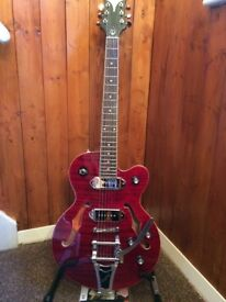 Epiphone Wildkat Limited Edition Wine Red