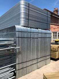 🚧 Temporary Heras Fencing Panels > New > X 50