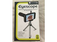 iPhone 4 mobile zoom lens - Eyescope