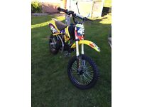 DEMON X XLR 160cc PIT BIKE