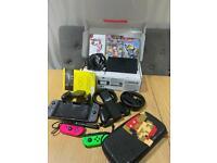 Nintendo Switch Console Bundle! Grey - 32GB 3 Games - Case - SD Card + Extras!!