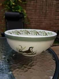 Portmeirion ceramic bowl