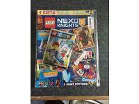 Lego magazine toy bnip
