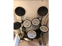 Roland TD-1KPX Portable V-Drums Electronic Drum Kit (USED ONCE)