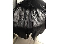 Men's river island jacket widen twice