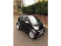 Smart car City passion 2004 6 speed auto