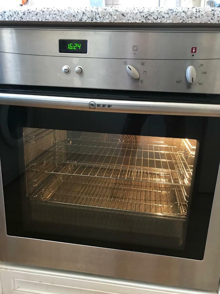 Neff Built In Single Fan Oven Christchurch Dorset Gumtree Collection Ovens Electric Lamona Assisted