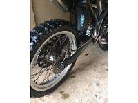 50cc 2stroke geared learner legal like dt ktm