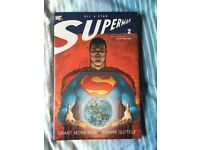 ALL STAR SUPERMAN VOL 2 HC MORRISON NEW SEALED!!