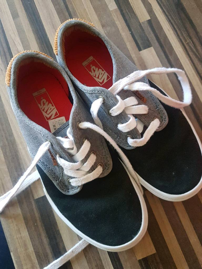 Vans youth size 1.5
