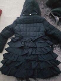 Girls coats and clothes (designer)