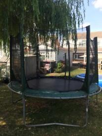 10ft Plum Trampoline - now dismantled