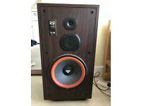 Cerwin Vega VS-120. Loud Power Speakers.