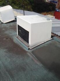 Refrigeration cooling units
