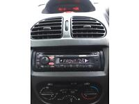Sony Car CD Player with Front AUX, Car Stereo Radio