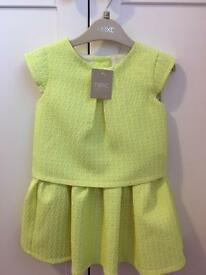 Girls 12-18 month Next 2 piece. BNWT and hanger.