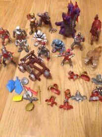 ELC Tower Of Doom Figures Job Lot