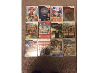 Nintendo Wii Plus Controller and Around 12 Games