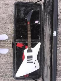 Epiphone 1984 Explorer + Hard Case
