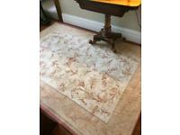 Large Laura Ashley rug SOLD
