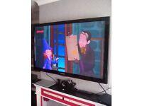 "**50"" SAMSUNG PLASMA FULL HD TV**EXCELLENT CONDITION**"