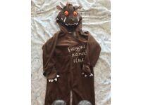 Gruffalo outfit, age 2-3