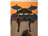 PlayStation Drum Kit & Game